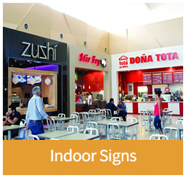 indoor signs