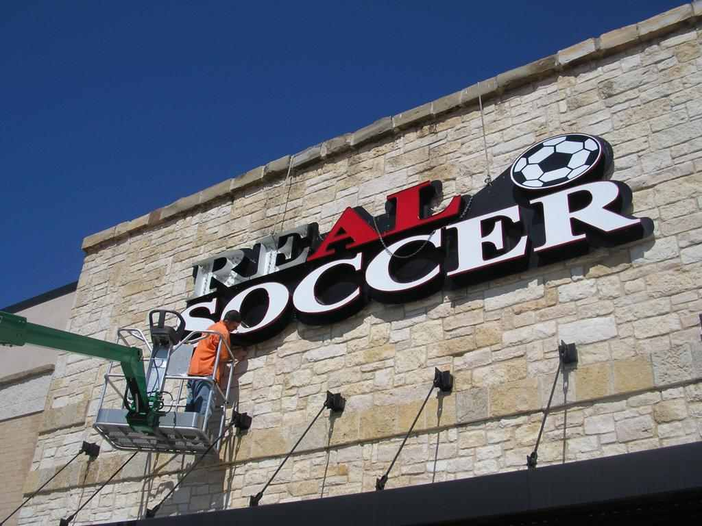 Business Signs Repair