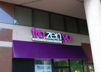 Store Front Wall Signs by Signs of Significance