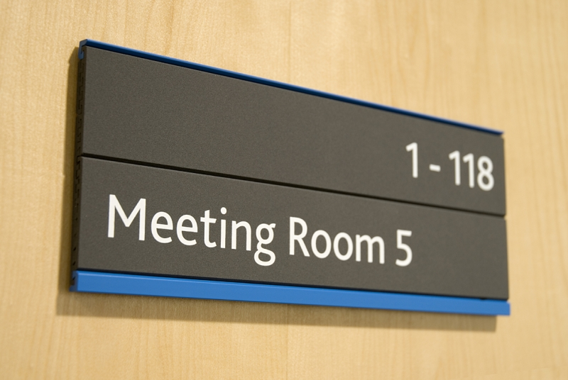 p offers zoom room doors in conference rw sign name custom personalized designations black solution or plate door